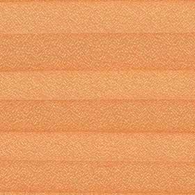 плиссе_креп 3499 оранжевый 235см