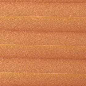 плиссе_креп перла 3499 оранжевый 235см