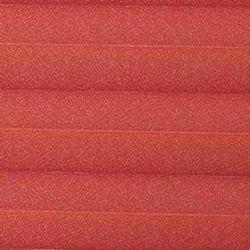 плиссе_креп перла 4077 красный 235см