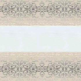 Зебра Арабеска 2259 магнолия 270 см