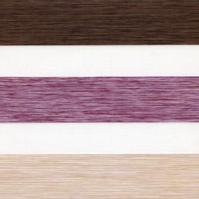 Зебра Дайкири 4858 вишневый 280см