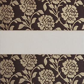 Зебра Персия 2870 коричневый 270 см
