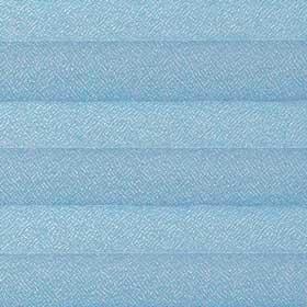 плиссе_креп 5173 голубой 235см
