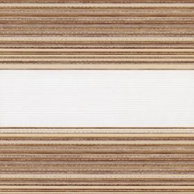 Зебра Дакота 2868 св. коричневый 280см