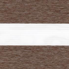 Зебра Лофт во 2870 коричневый 280 см