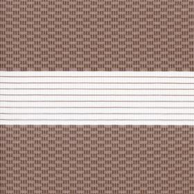 Зебра Тетрис 2746 темно-бежевый 280 см